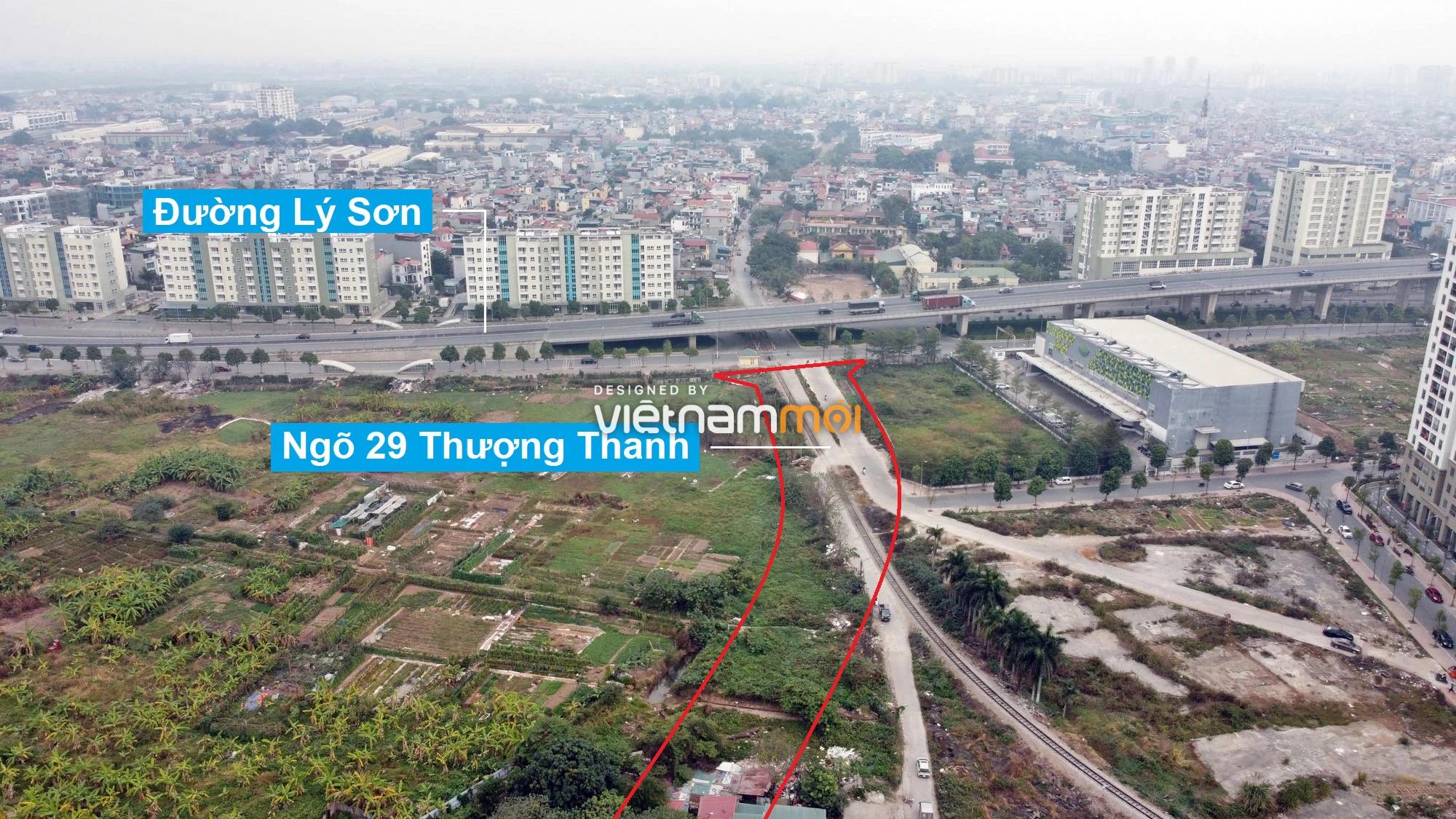 Những khu đất sắp thu hồi để mở đường ở phường Thượng Thanh, Long Biên, Hà Nội (phần 2) - Ảnh 3.
