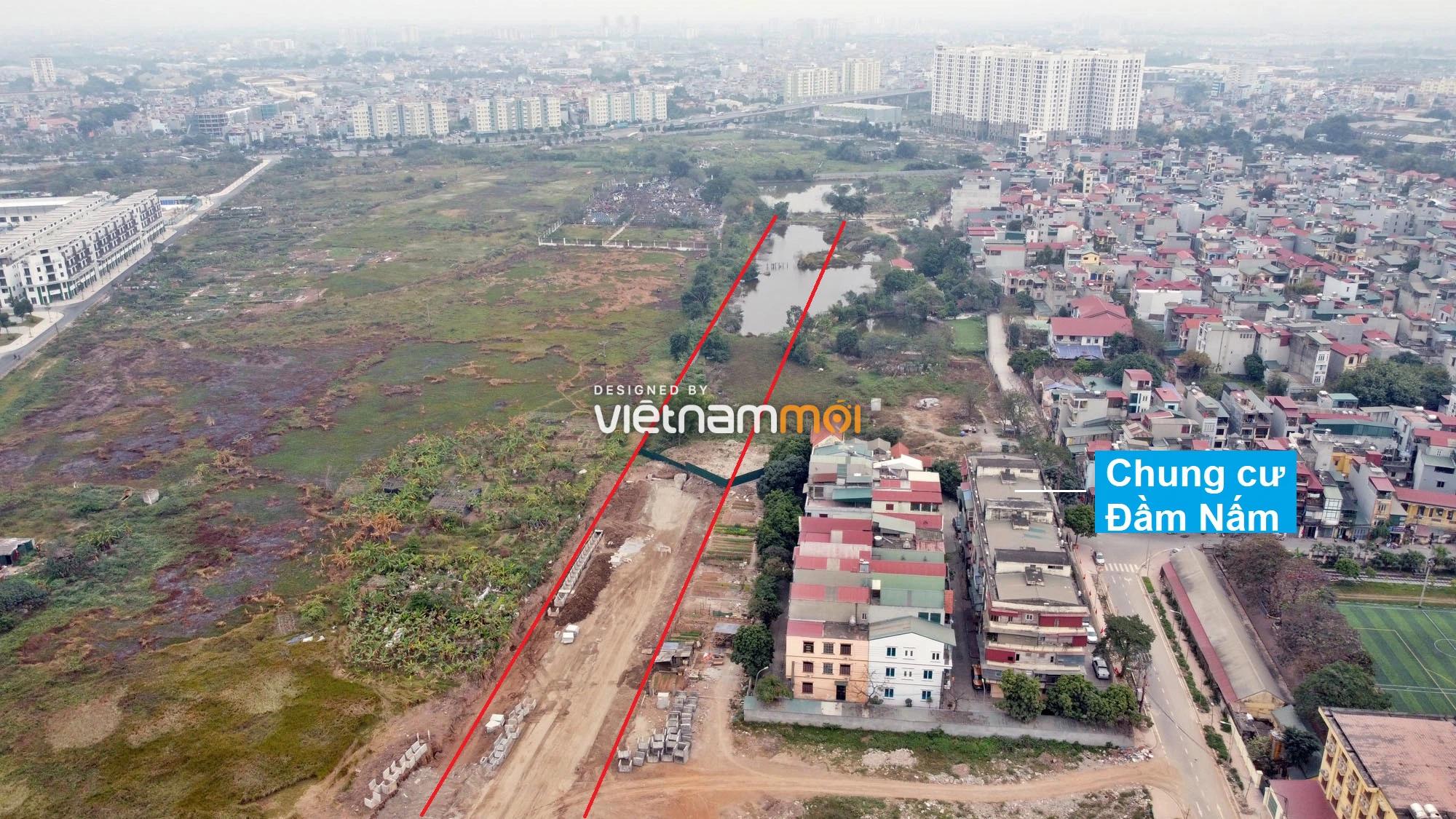Những khu đất sắp thu hồi để mở đường ở phường Thượng Thanh, Long Biên, Hà Nội (phần 2) - Ảnh 5.