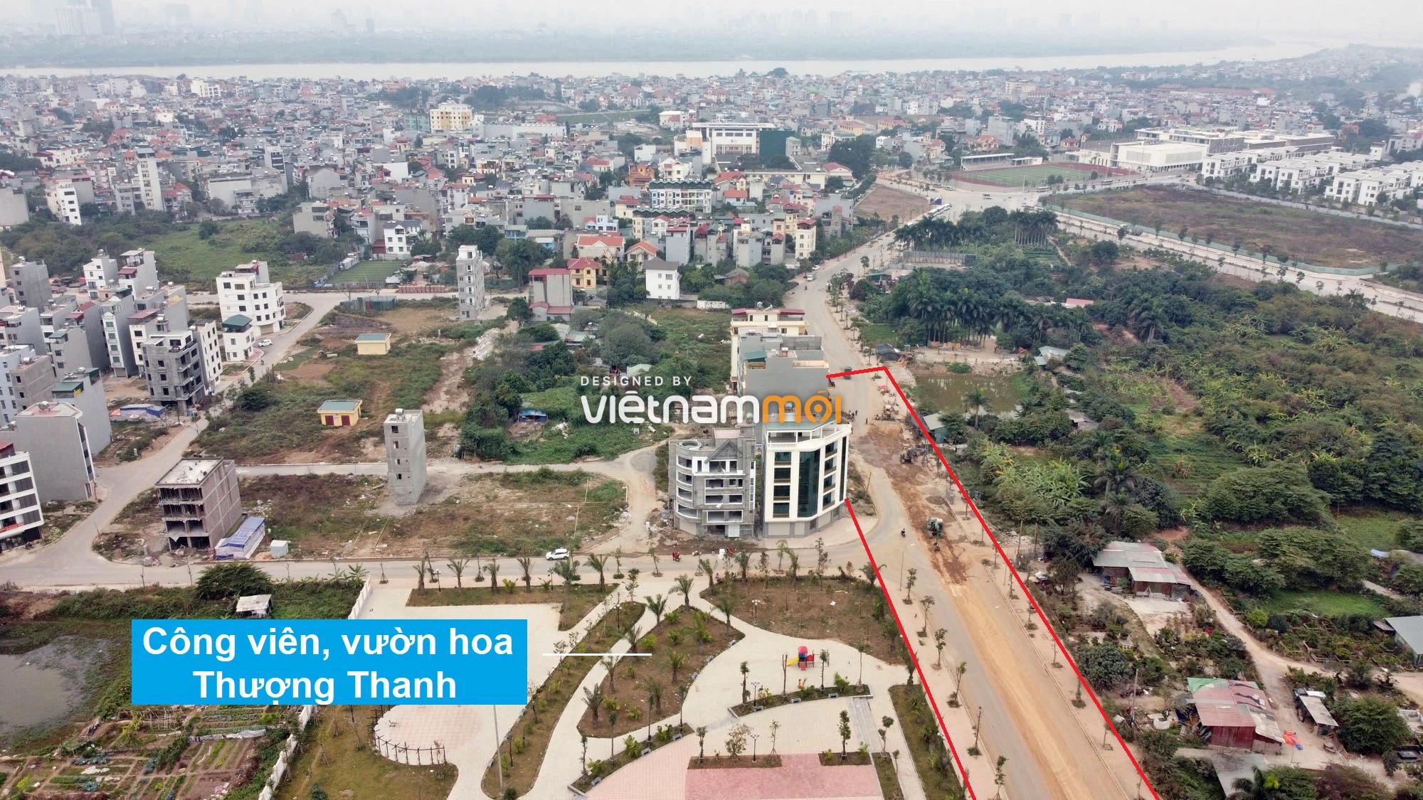 Những khu đất sắp thu hồi để mở đường ở phường Thượng Thanh, Long Biên, Hà Nội (phần 2) - Ảnh 6.