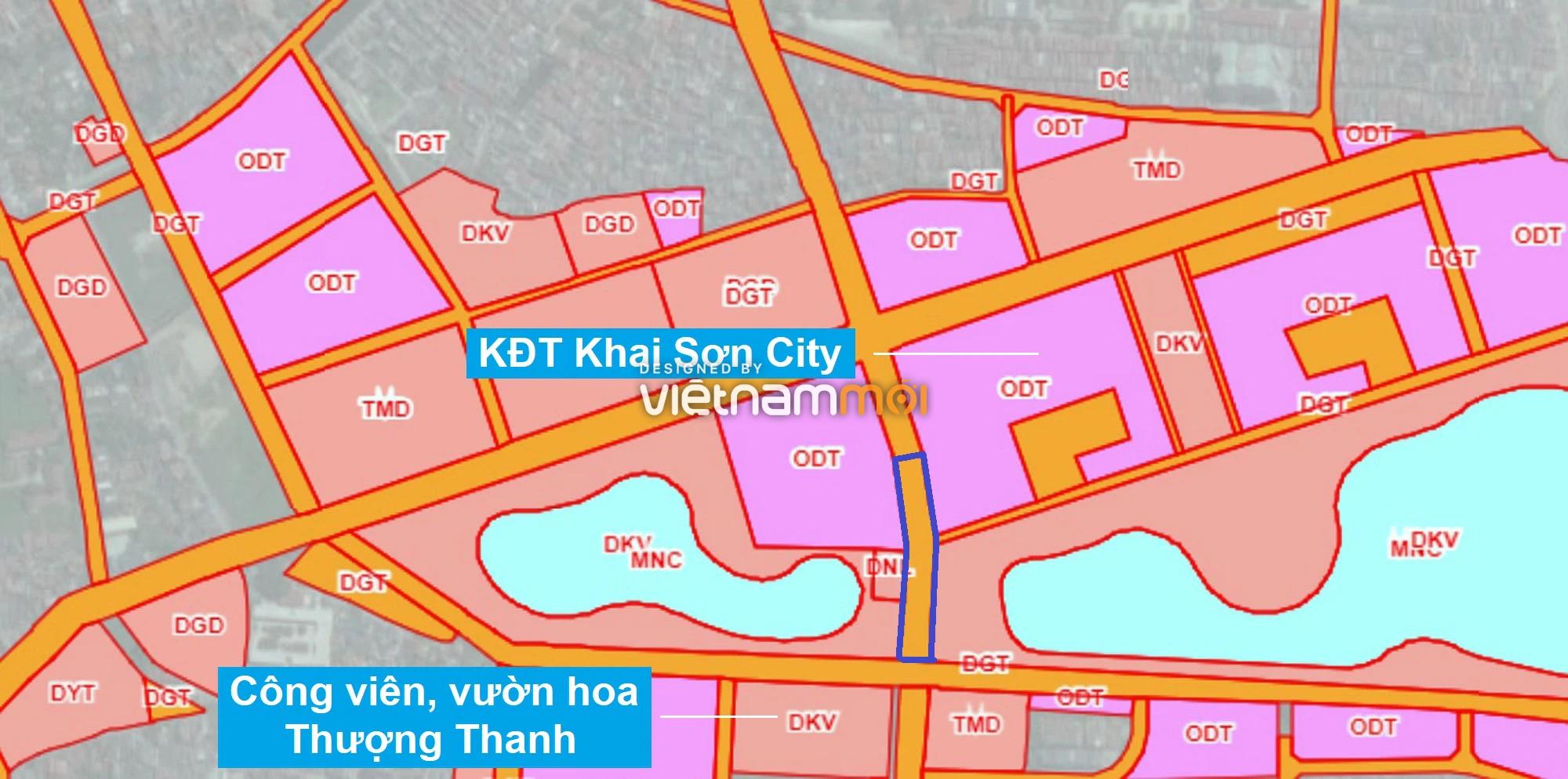 Những khu đất sắp thu hồi để mở đường ở phường Thượng Thanh, Long Biên, Hà Nội (phần 2) - Ảnh 7.