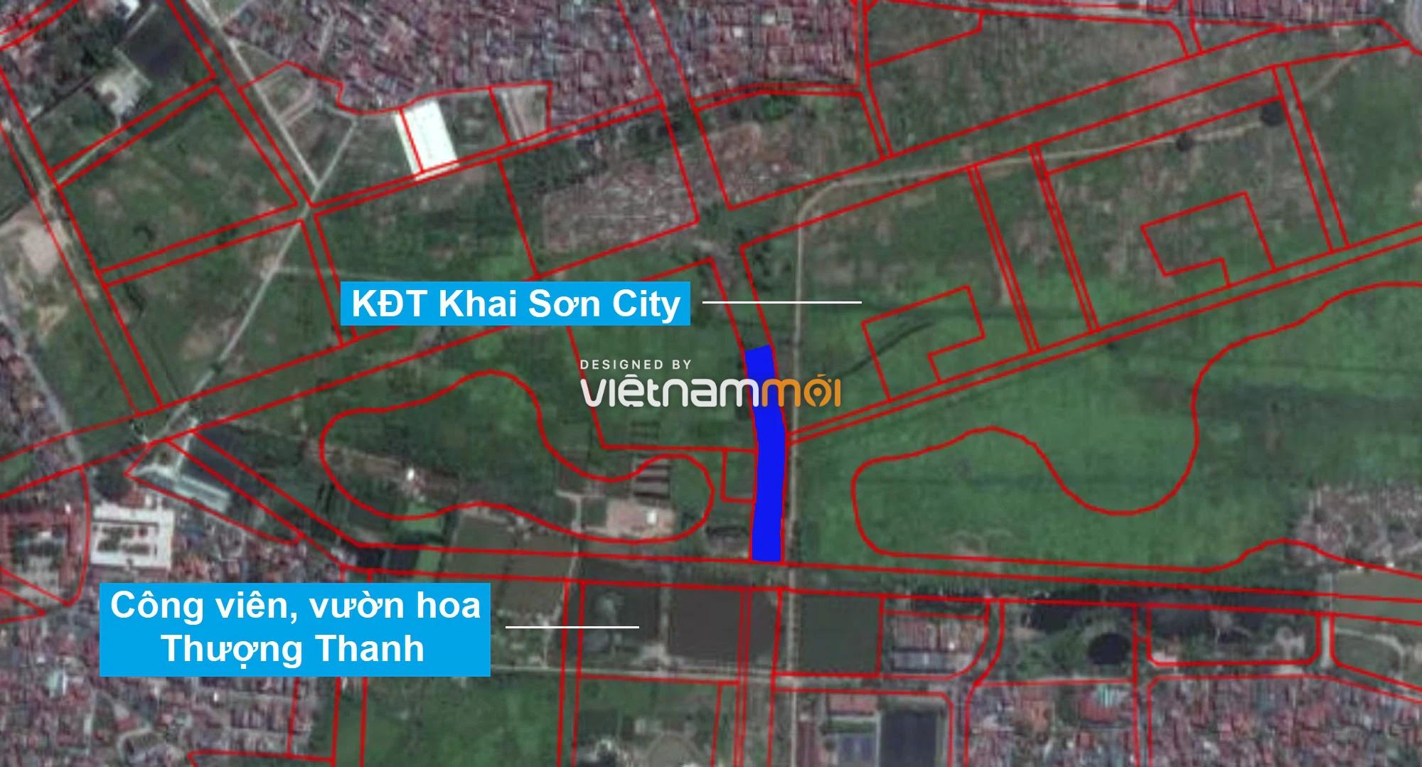 Những khu đất sắp thu hồi để mở đường ở phường Thượng Thanh, Long Biên, Hà Nội (phần 2) - Ảnh 8.
