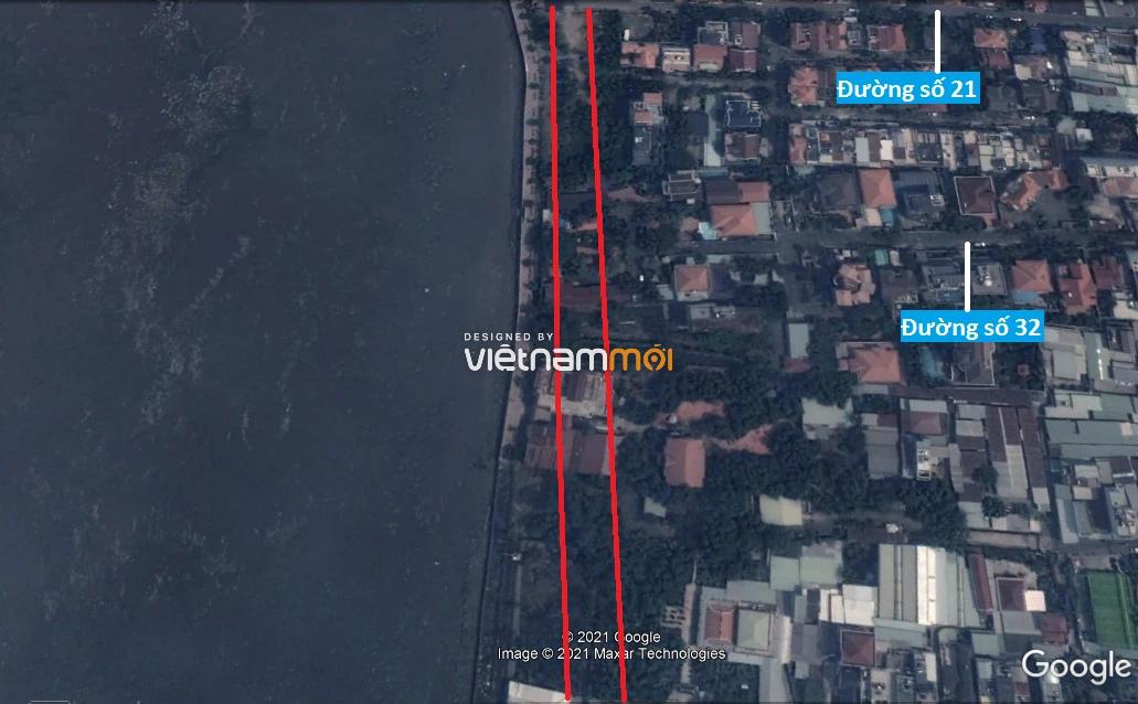Đường sẽ mở theo quy hoạch ở phường Bình An, Quận 2, TP HCM (phần 2) - Ảnh 3.