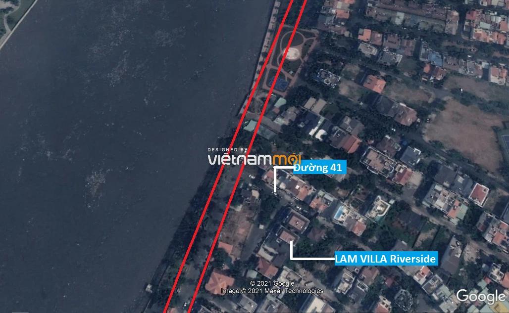 Đường sẽ mở theo quy hoạch ở phường Bình An, Quận 2, TP HCM (phần 2) - Ảnh 5.