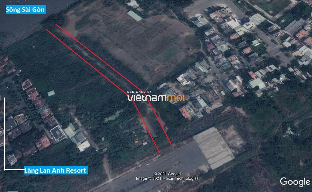 Đường sẽ mở theo quy hoạch ở phường Bình An, Quận 2, TP HCM (phần 2) - Ảnh 10.