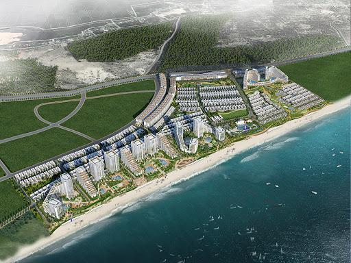 Bình Định xóa tên loại hình 'đất ở không hình thành đơn vị ở' tại dự án 113 ha trong KKT Nhơn Hội - Ảnh 1.