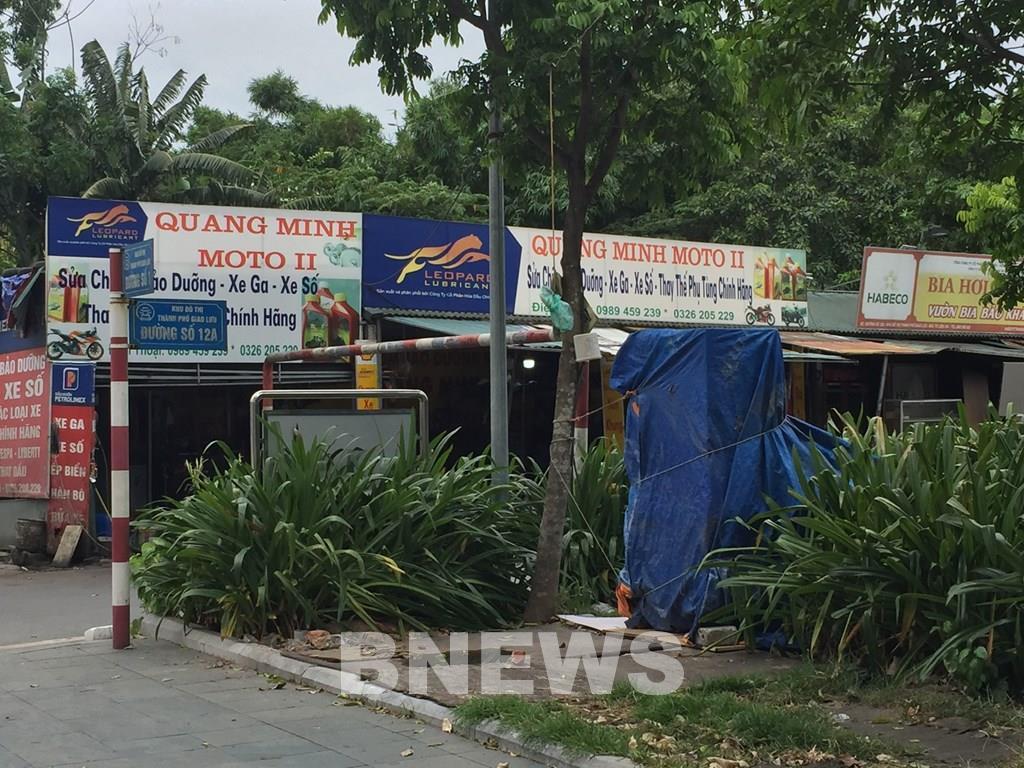 'Thành phố Giao lưu' ở Hà Nội đang bị các đối tượng 'nhảy dù' chiếm đất - Ảnh 4.