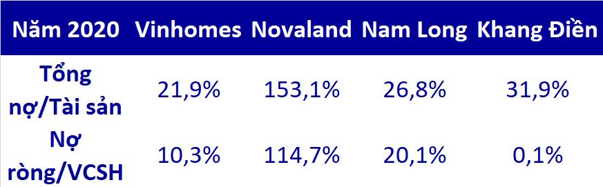 Vinhomes, Novaland, Nam Long, Khang Điền hưởng lợi gì khi giá nhà đất tăng trên diện rộng? - Ảnh 5.