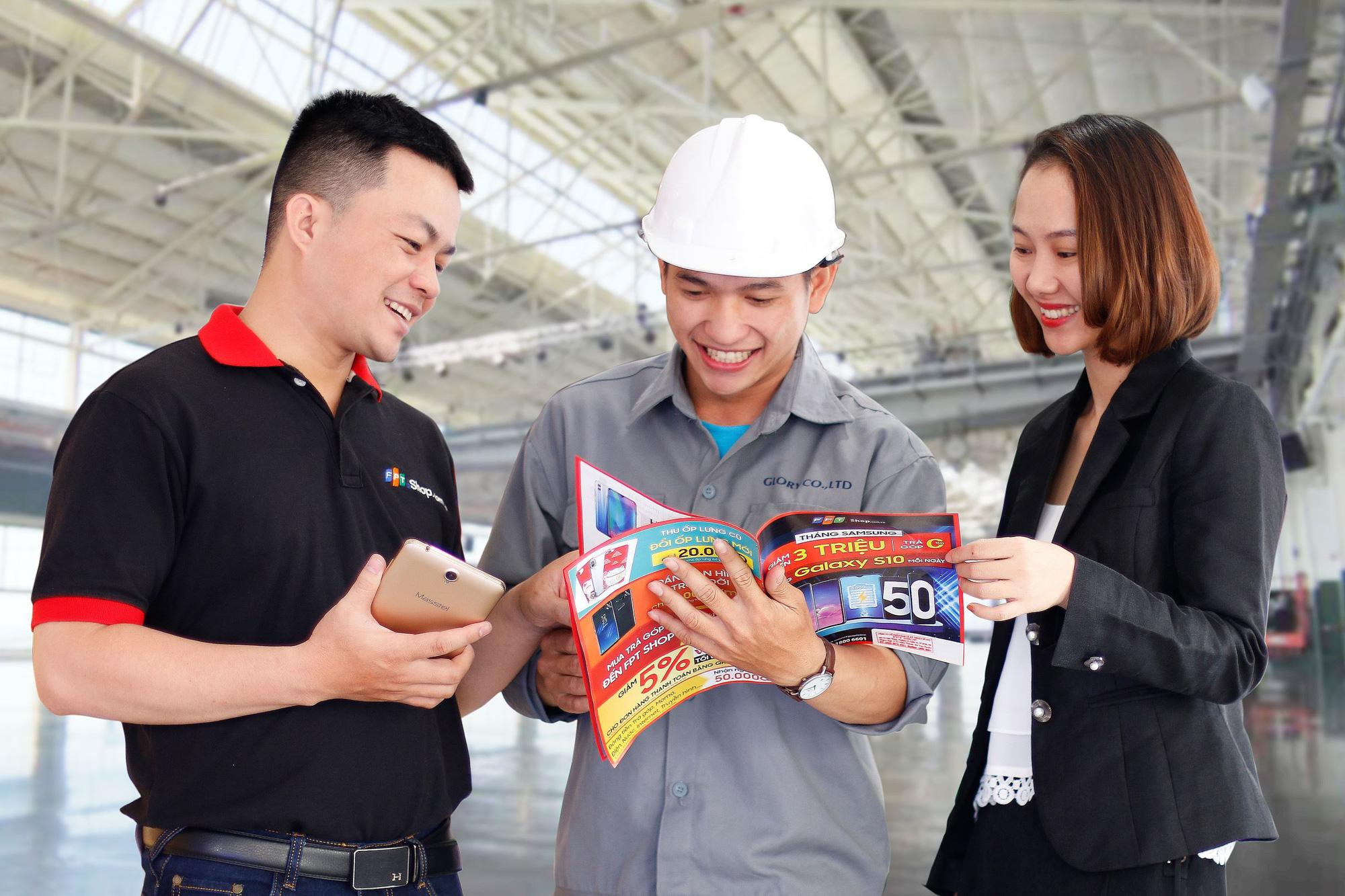 FPT Shop mở rộng khách hàng dự án, cam kết giá tốt nhất thị trường - Ảnh 1.