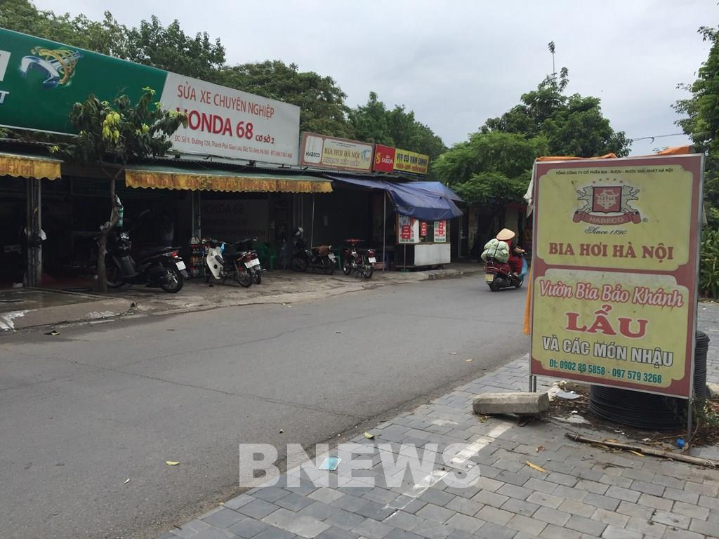 'Thành phố Giao lưu' ở Hà Nội đang bị các đối tượng 'nhảy dù' chiếm đất - Ảnh 3.