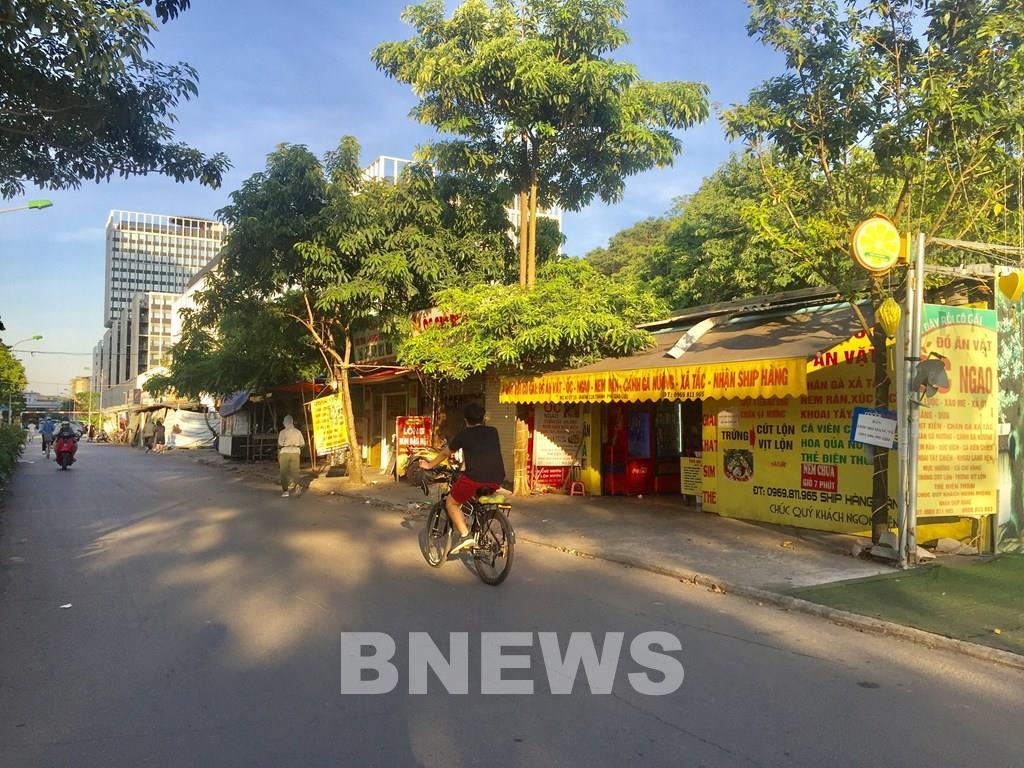 'Thành phố Giao lưu' ở Hà Nội đang bị các đối tượng 'nhảy dù' chiếm đất - Ảnh 5.