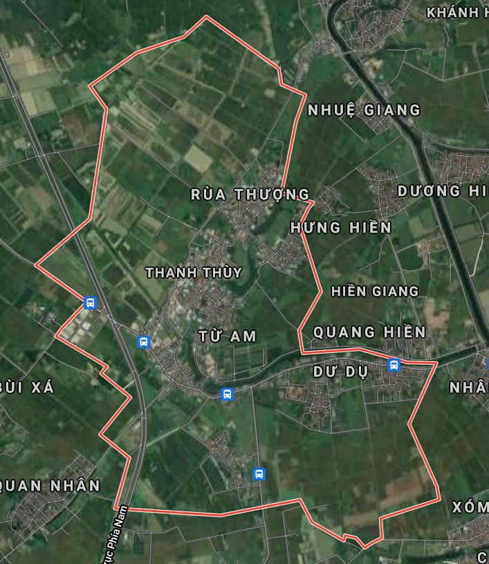 Kế hoạch sử dụng đất xã Thanh Thùy, Thanh Oai, Hà Nội năm 2021 - Ảnh 1.
