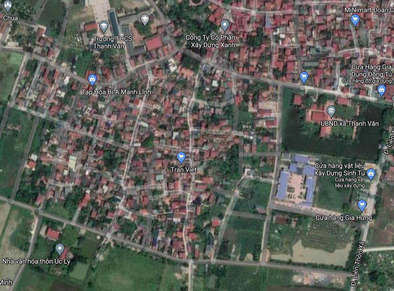 Đất dính quy hoạch ở xã Thanh Văn, Thanh Oai, Hà Nội - Ảnh 2.