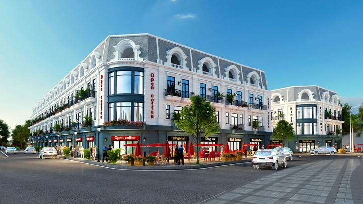 Quảng Bình sắp có khu shophouse hơn 900 tỷ đồng tại Đồng Hới - Ảnh 1.