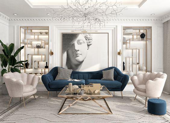 Kinh nghiệm trang trí nội thất chung cư hiện đại và sang trọng - Ảnh 4.