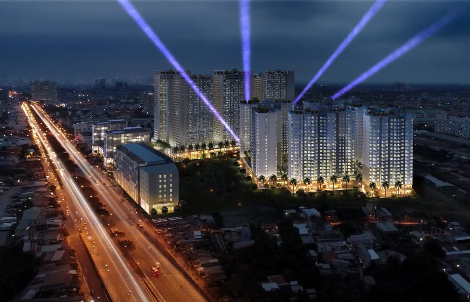 Nam Long muốn chào bán 60 triệu cp, huy động 1.800 tỷ cho dự án Akira - Ảnh 1.