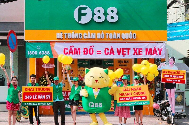 F88 huy động 600 tỷ đồng trái phiếu trong ba tháng liên tiếp - Ảnh 1.