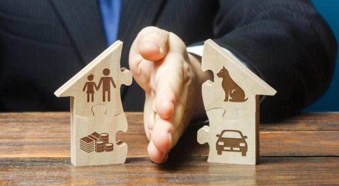 Thủ tục thỏa thuận chia tài sản chung vợ chồng sau ly hôn - Ảnh 2.