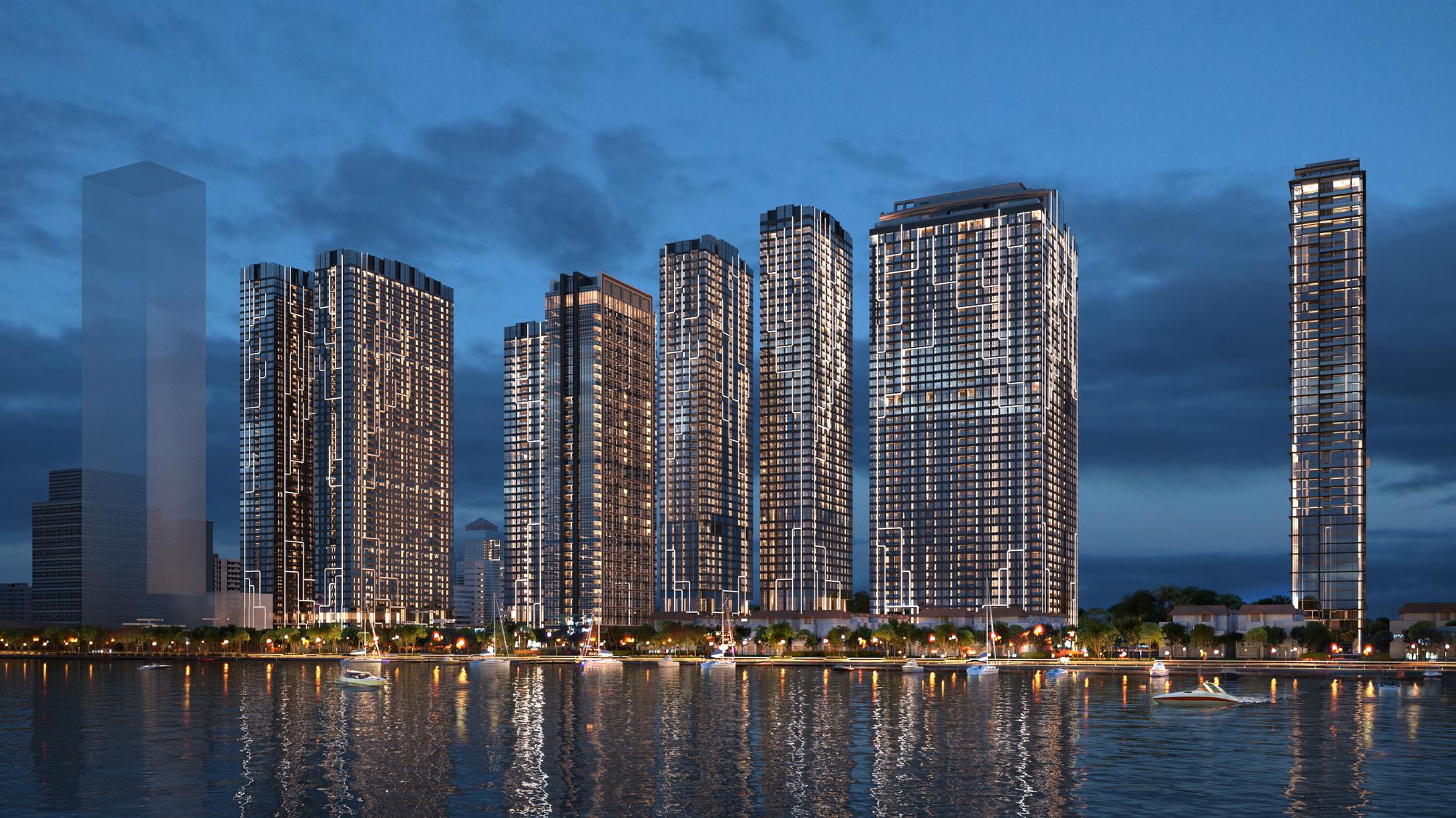 Chủ tịch HoREA đánh giá cao bất động sản hàng hiệu của Masterise Homes - Ảnh 2.