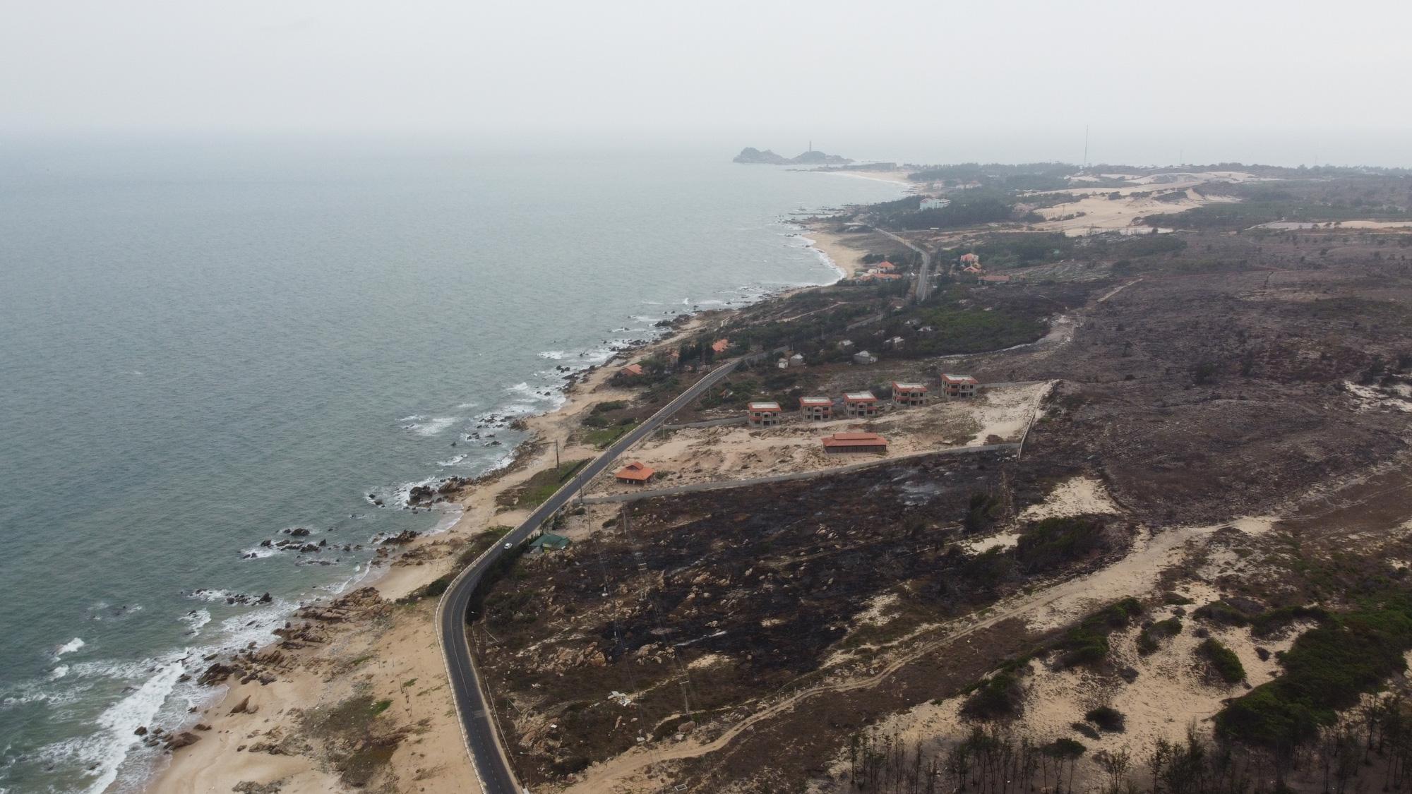 Bình Thuận rút ngắn thời gian thi công đường ven biển Phan Thiết – Kê Gà còn 30 tháng - Ảnh 2.