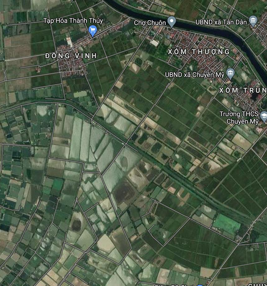 Đường sẽ mở ở huyện Phú Xuyên, Hà Nội - Ảnh 2.