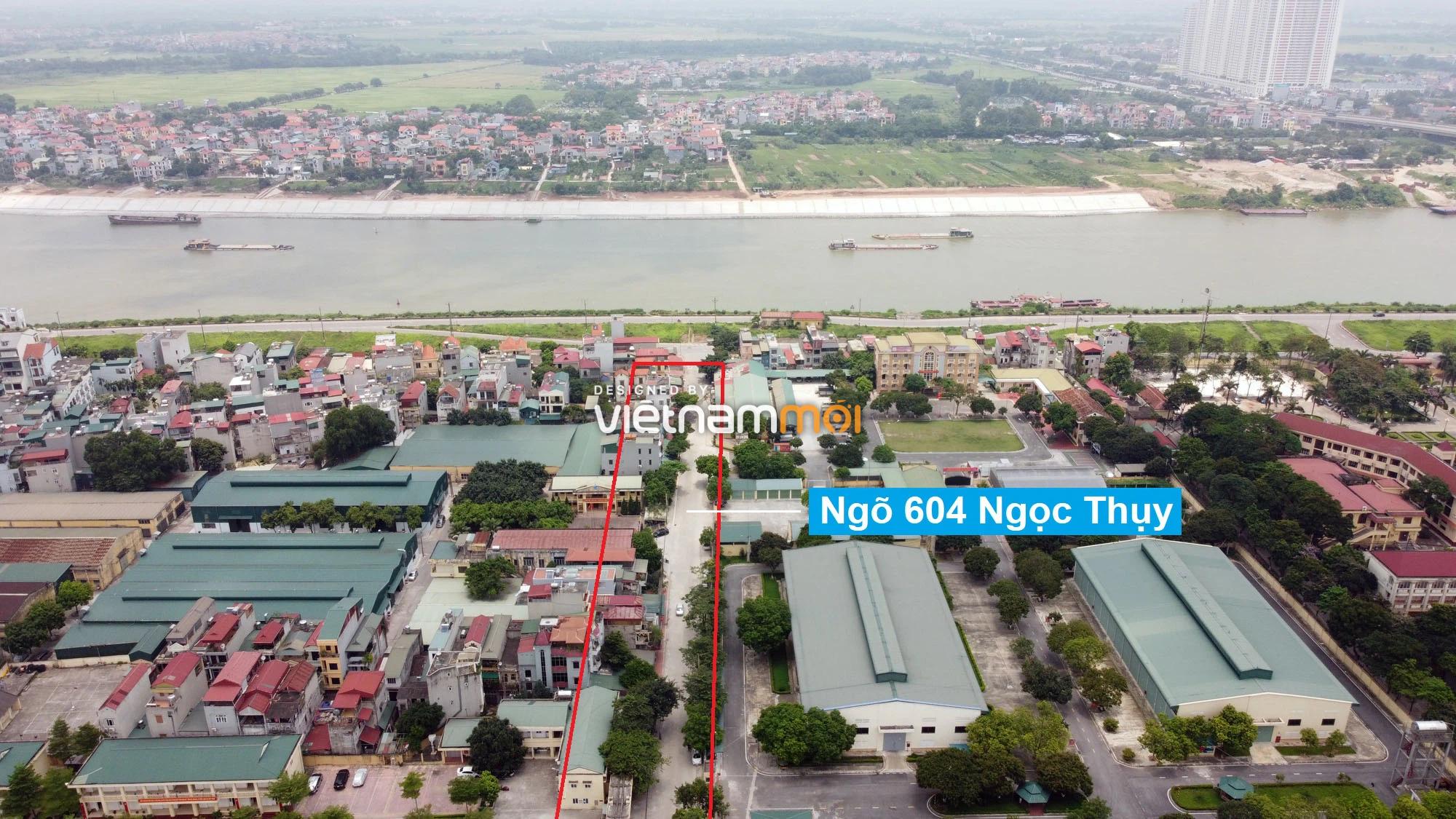 Những khu đất sắp thu hồi để mở đường ở phường Ngọc Thụy, Long Biên, Hà Nội (phần 1) - Ảnh 5.