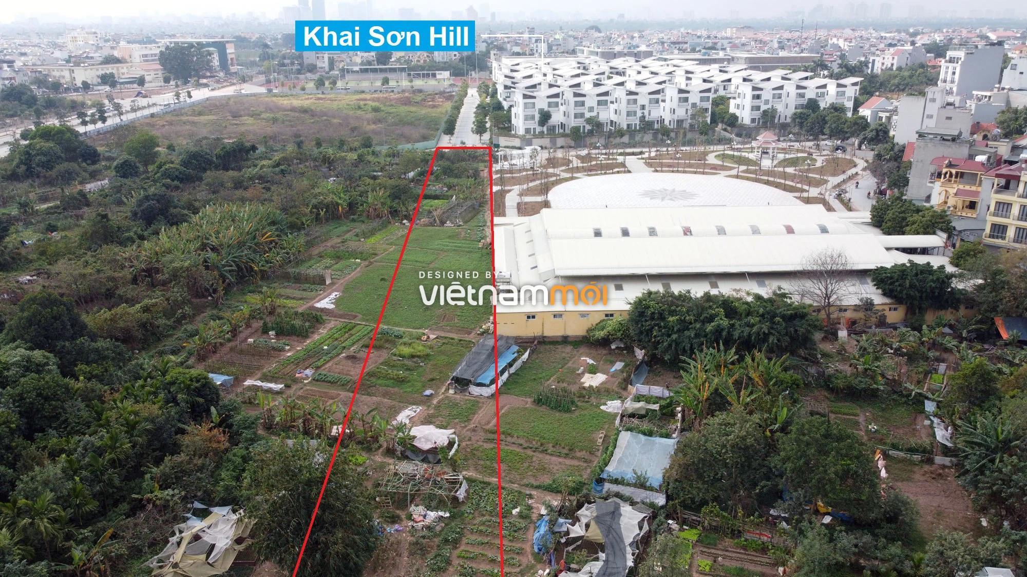 Những khu đất sắp thu hồi để mở đường ở phường Ngọc Thụy, Long Biên, Hà Nội (phần 1) - Ảnh 8.