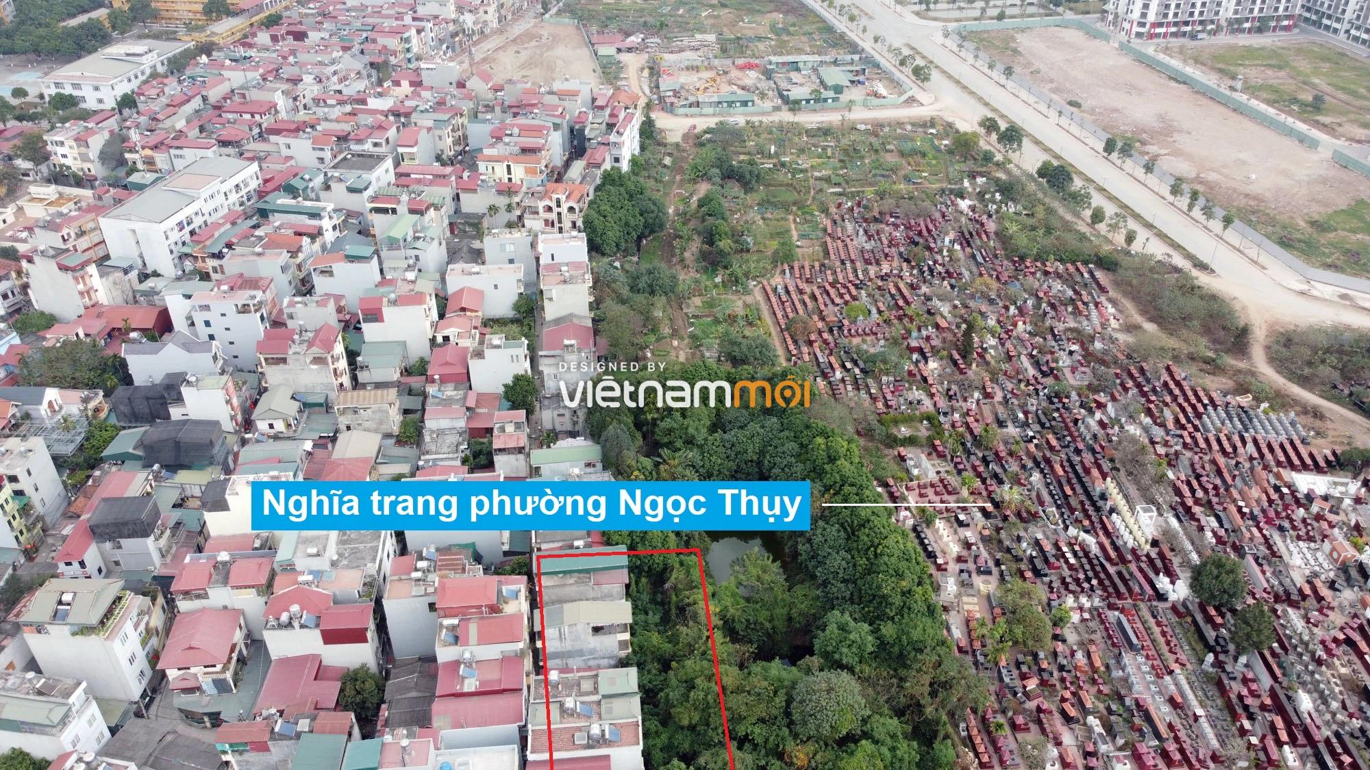 Những khu đất sắp thu hồi để mở đường ở phường Ngọc Thụy, Long Biên, Hà Nội (phần 1) - Ảnh 9.