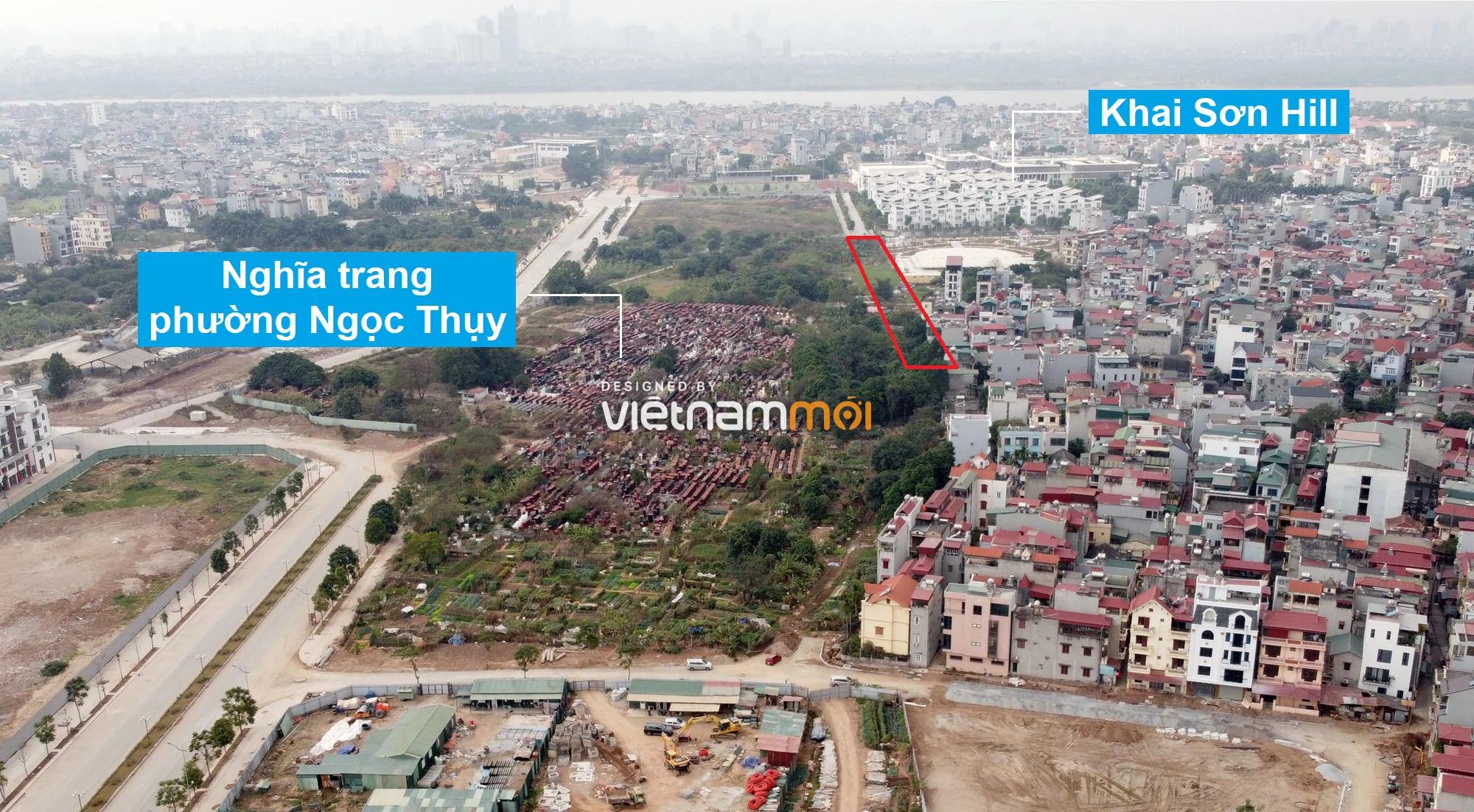 Những khu đất sắp thu hồi để mở đường ở phường Ngọc Thụy, Long Biên, Hà Nội (phần 1) - Ảnh 10.