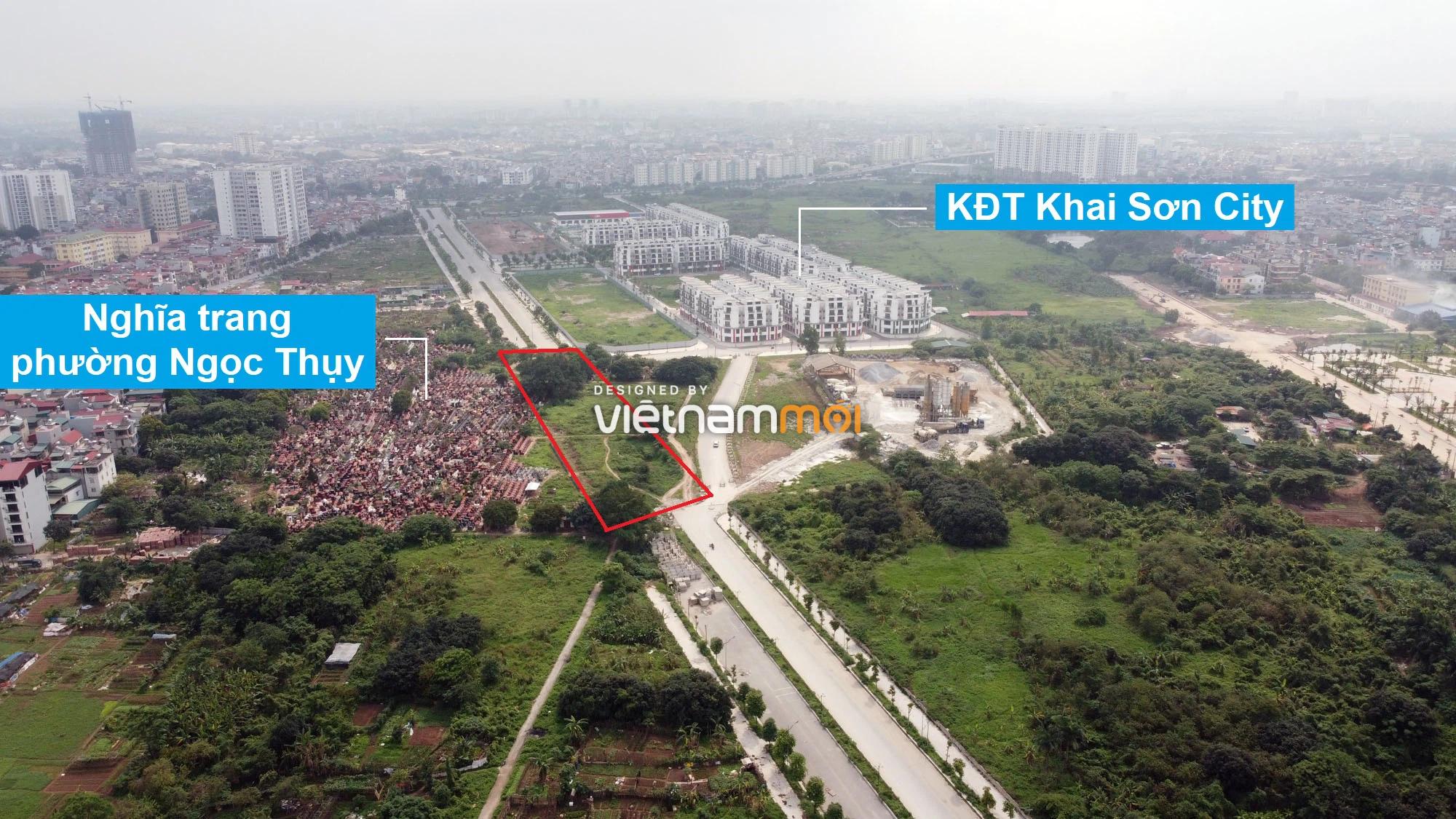 Những khu đất sắp thu hồi để mở đường ở phường Ngọc Thụy, Long Biên, Hà Nội (phần 1) - Ảnh 13.