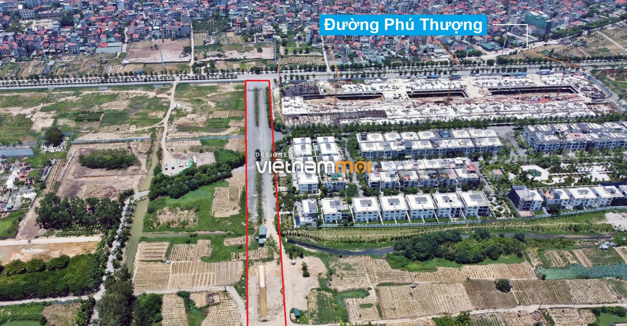 Vành đai 2,5 sẽ mở theo quy hoạch qua quận Tây Hồ, Hà Nội - Ảnh 8.