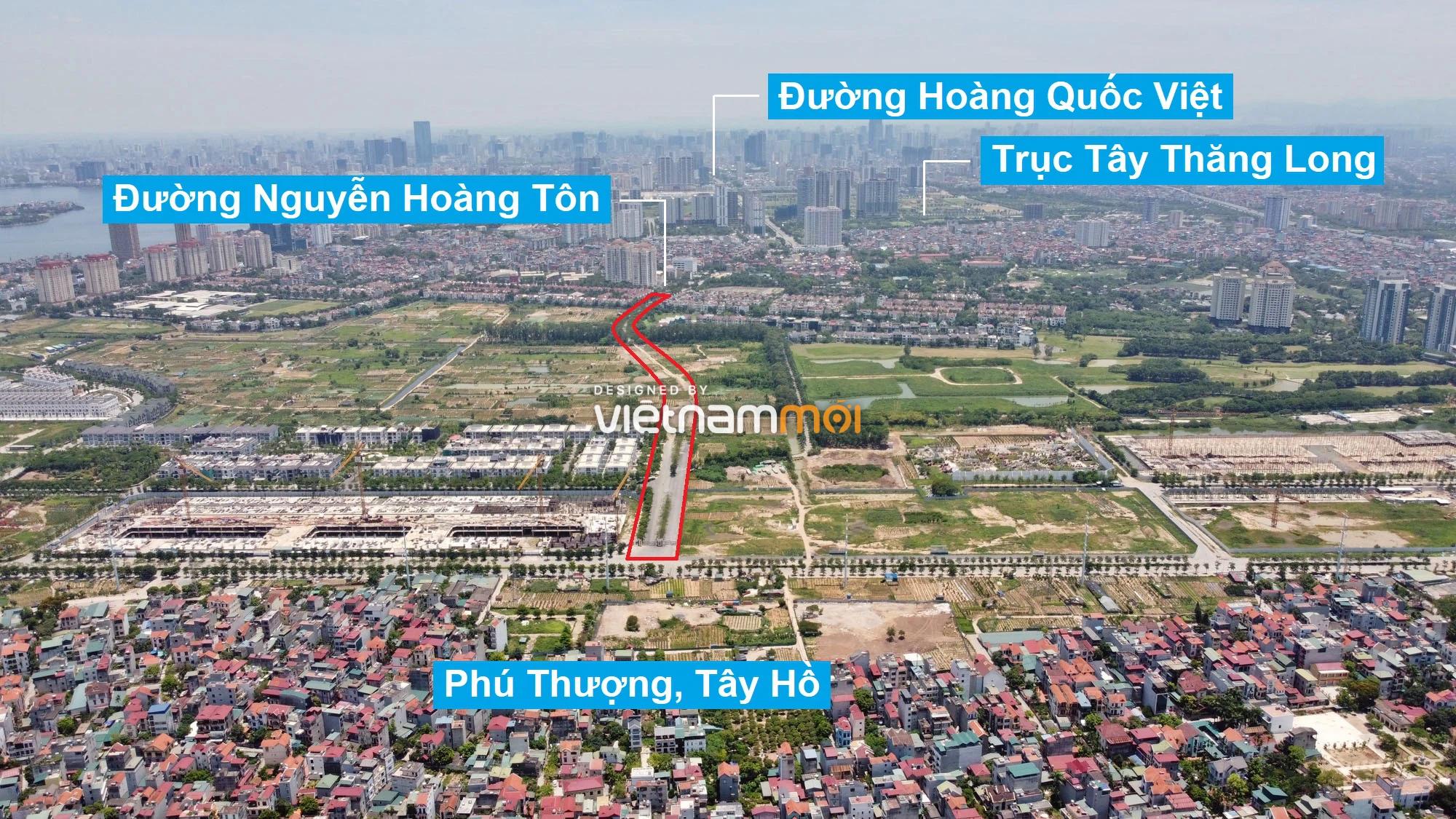 Vành đai 2,5 sẽ mở theo quy hoạch qua quận Tây Hồ, Hà Nội - Ảnh 11.