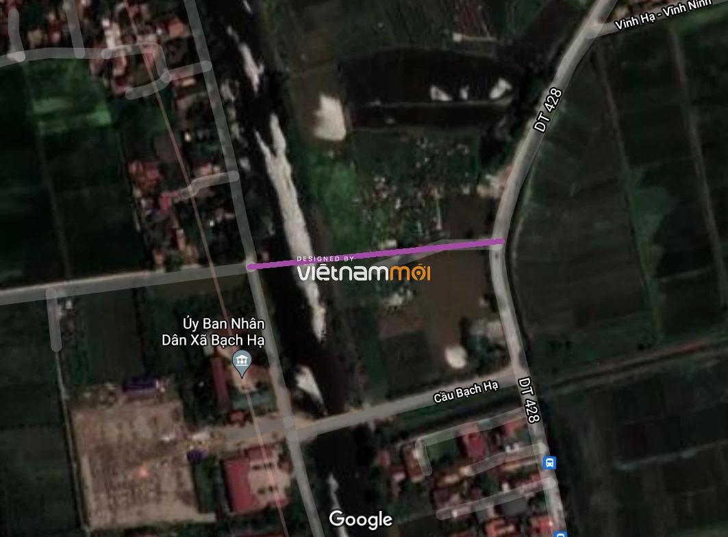 Đường sẽ mở ở xã Bạch Hạ, Phú Xuyên, Hà Nội - Ảnh 2.