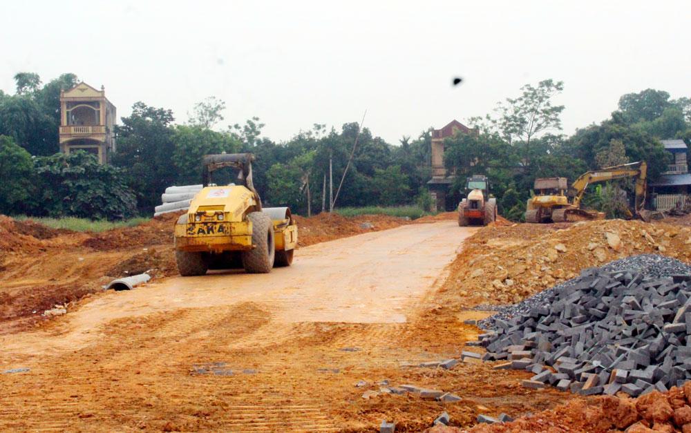 31 dự án khu đô thị tại Thái Nguyên đã hoàn thành đấu thầu chọn chủ đầu tư - Ảnh 1.
