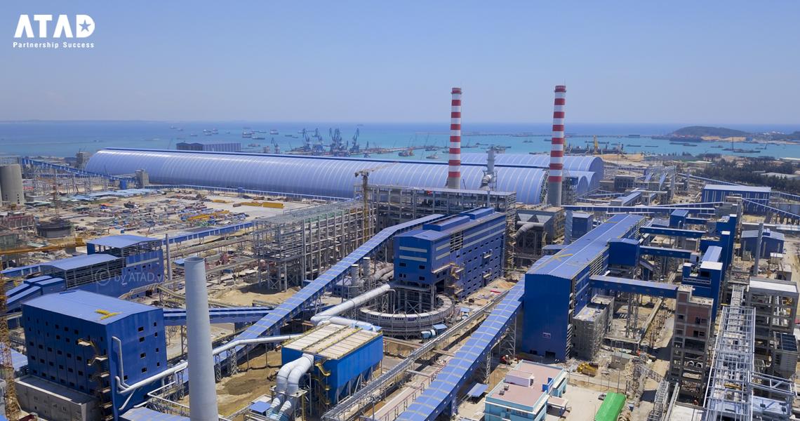 Tập đoàn Kanematsu đầu tư vào một công ty từng làm kết cấu thép cho dự án Dung Quất Hòa Phát - Ảnh 1.