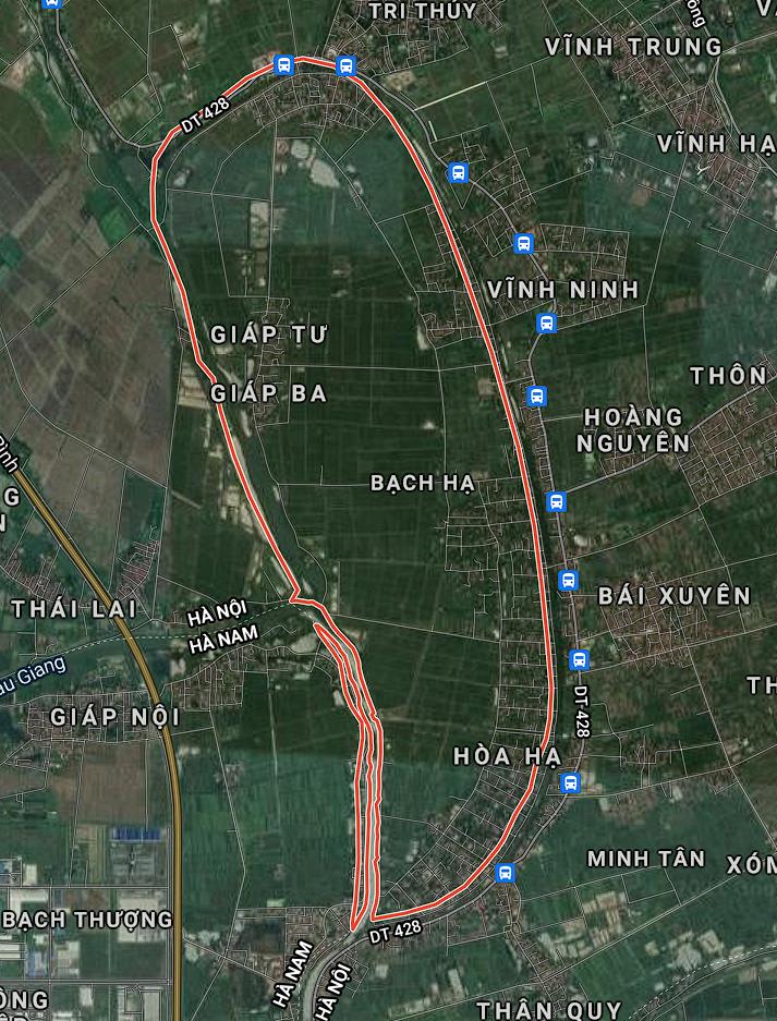 Kế hoạch sử dụng đất xã Bạch Hạ, Phú Xuyên, Hà Nội năm 2021 - Ảnh 1.