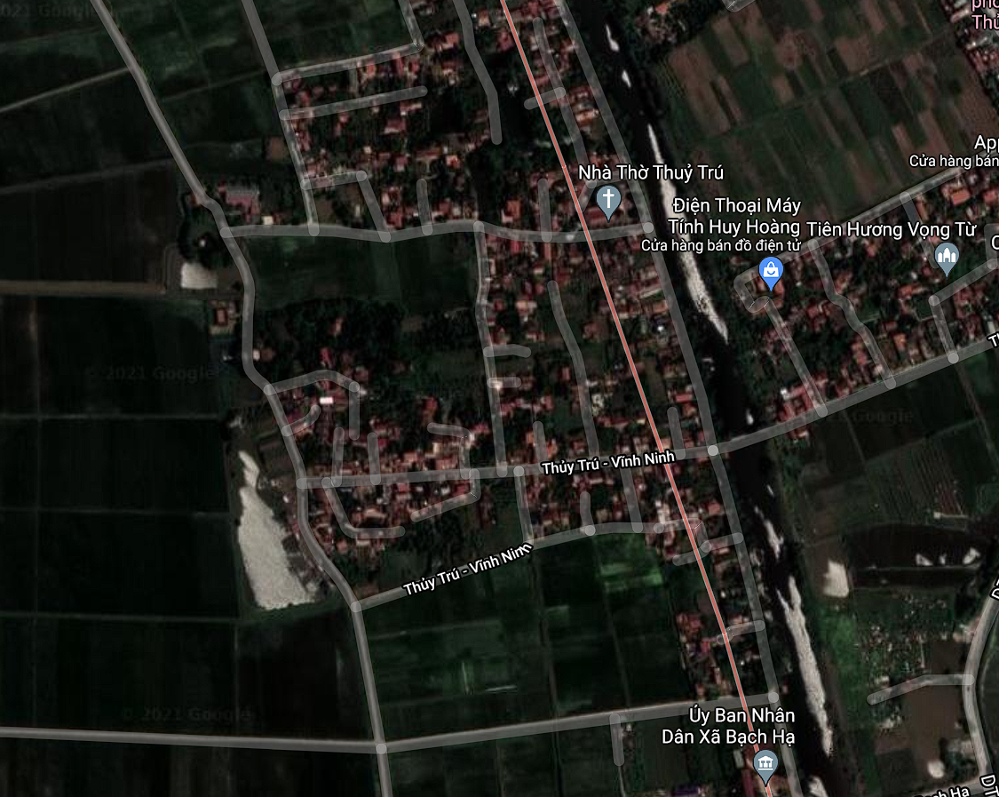 Đất dính quy hoạch ở xã Bạch Hạ, Phú Xuyên, Hà Nội - Ảnh 2.
