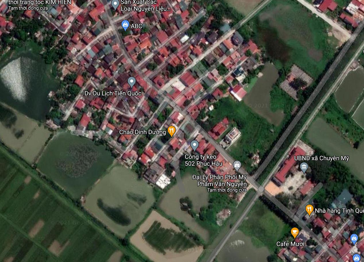 Đất dính quy hoạch ở xã Chuyên Mỹ, Phú Xuyên, Hà Nội - Ảnh 2.