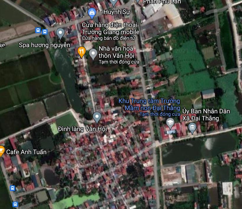 Đất dính quy hoạch ở xã Đại Thắng, Phú Xuyên, Hà Nội - Ảnh 2.