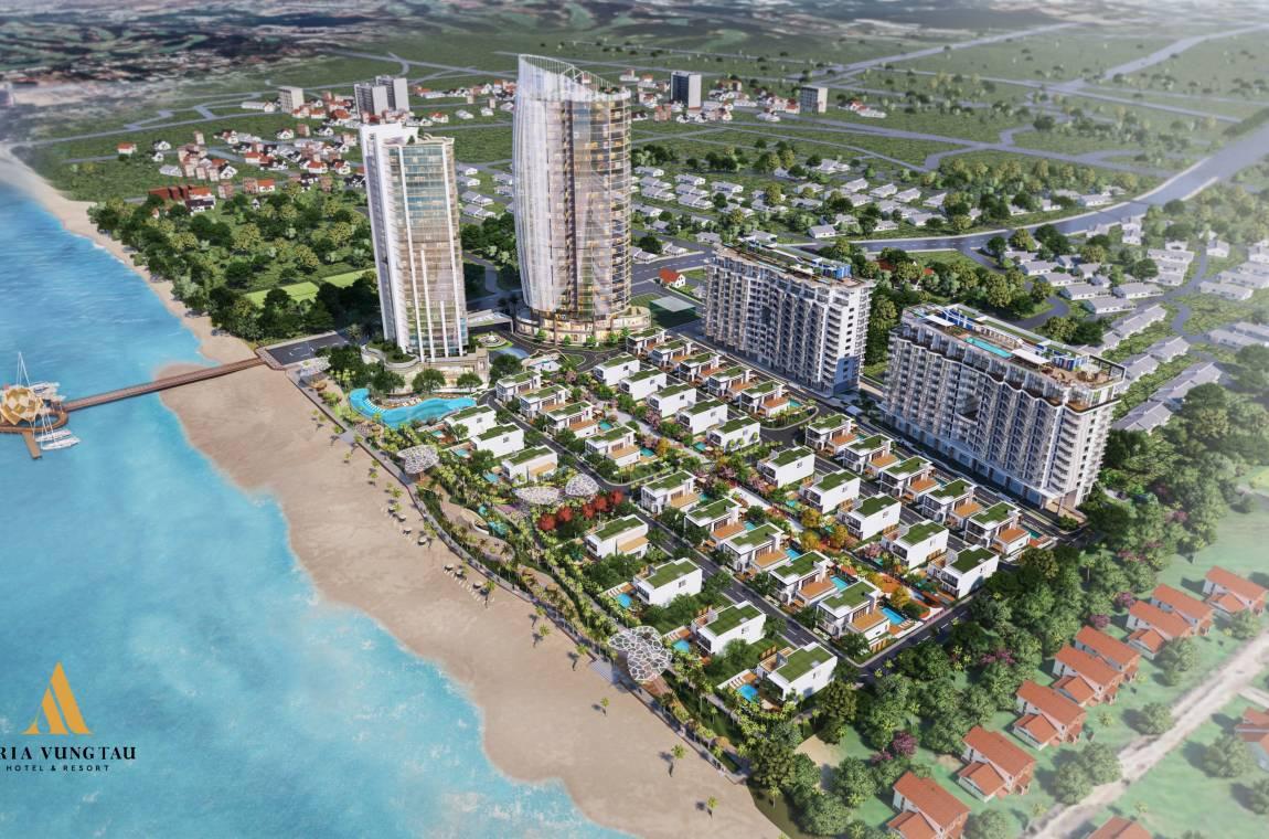 Cotec Asia gọi vốn cho khu nghỉ dưỡng nghìn tỷ tại Bà Rịa - Vũng Tàu - Ảnh 1.
