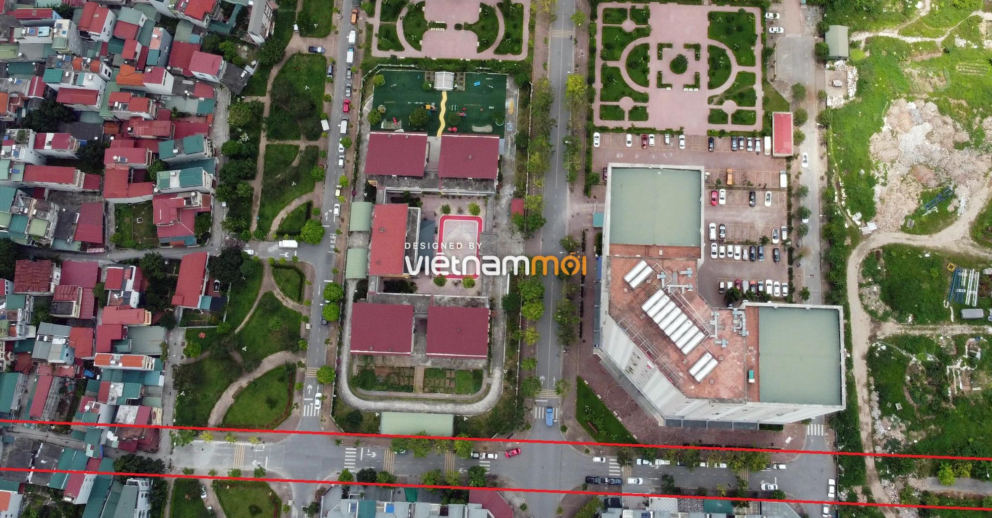 Đường sẽ mở theo quy hoạch ở phường Thạch Bàn, Long Biên, Hà Nội (phần 3) - Ảnh 13.