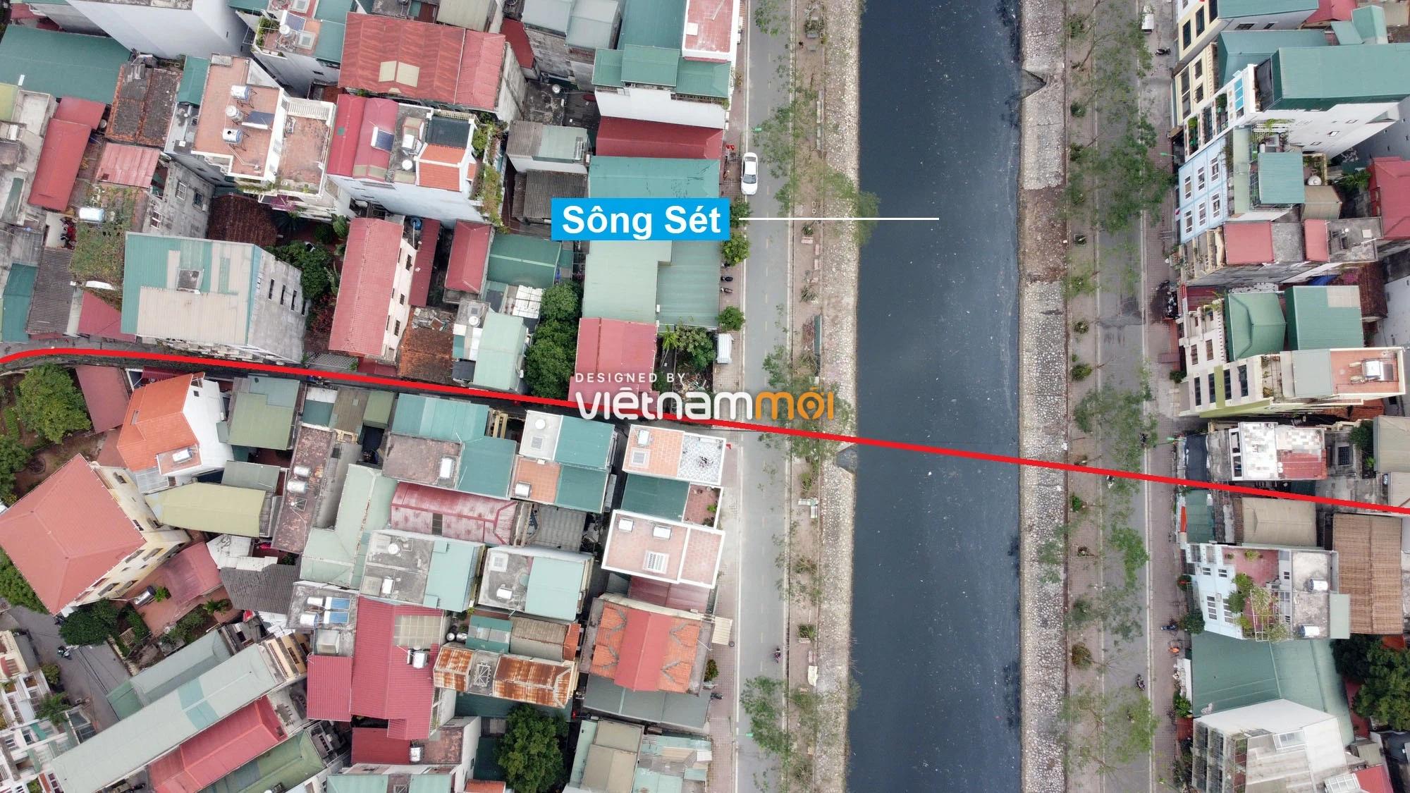 Đường sẽ mở theo quy hoạch ở phường Thịnh Liệt, Hoàng Mai, Hà Nội (phần 5) - Ảnh 3.