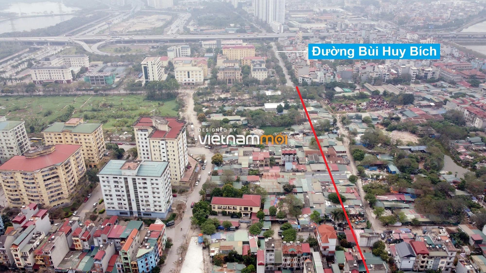Đường sẽ mở theo quy hoạch ở phường Thịnh Liệt, Hoàng Mai, Hà Nội (phần 5) - Ảnh 7.