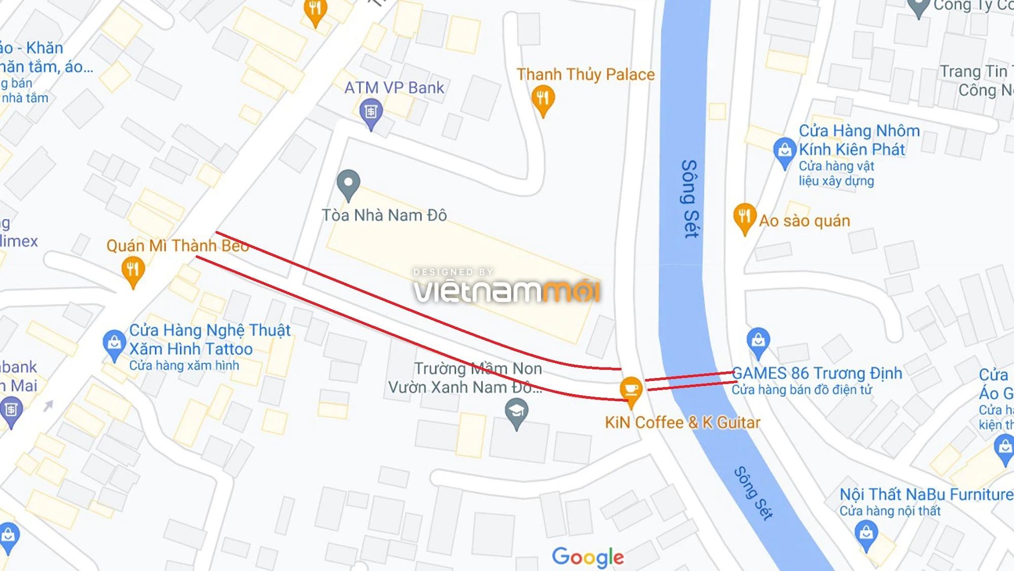 Đường sẽ mở theo quy hoạch ở phường Thịnh Liệt, Hoàng Mai, Hà Nội (phần 5) - Ảnh 11.