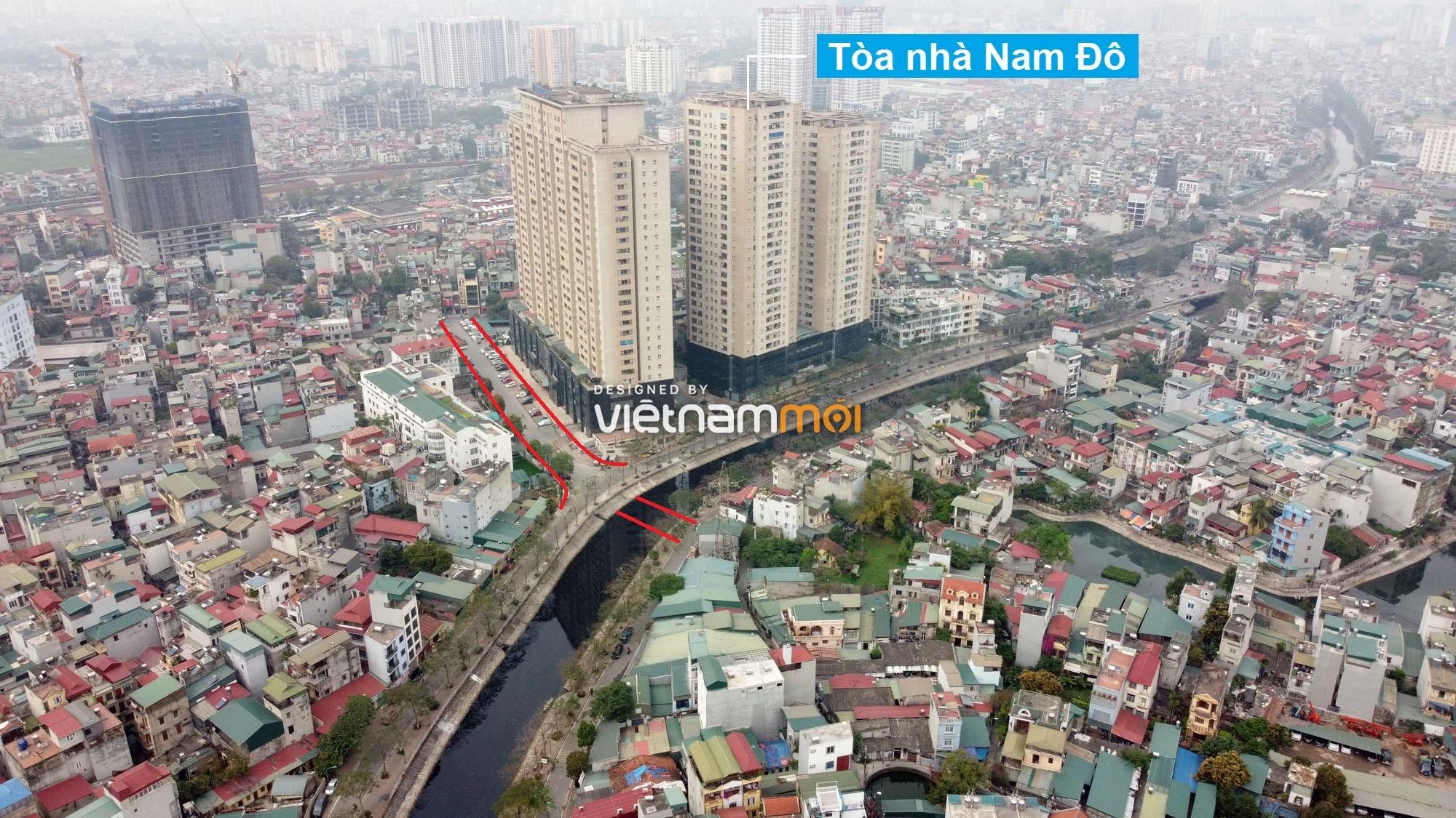 Đường sẽ mở theo quy hoạch ở phường Thịnh Liệt, Hoàng Mai, Hà Nội (phần 5) - Ảnh 12.