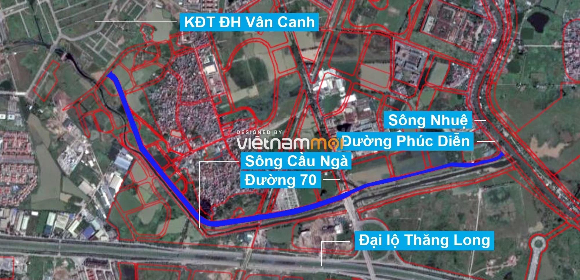 Những khu đất sắp thu hồi để mở đường ở phường Tây Mỗ, Nam Từ Liêm, Hà Nội (phần 6) - Ảnh 2.