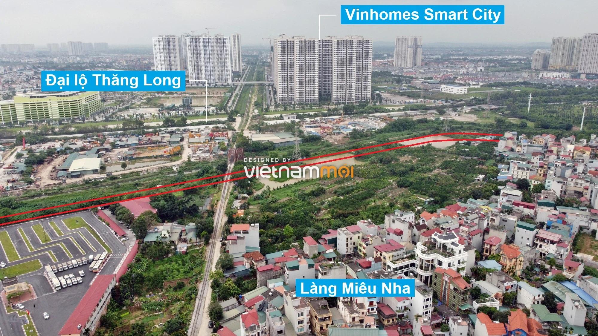 Những khu đất sắp thu hồi để mở đường ở phường Tây Mỗ, Nam Từ Liêm, Hà Nội (phần 6) - Ảnh 4.