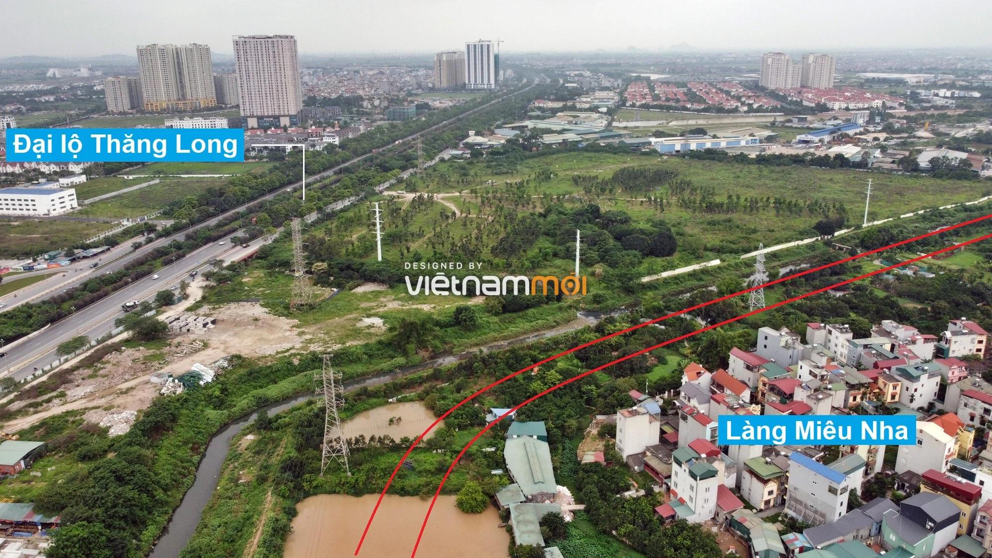 Những khu đất sắp thu hồi để mở đường ở phường Tây Mỗ, Nam Từ Liêm, Hà Nội (phần 6) - Ảnh 5.