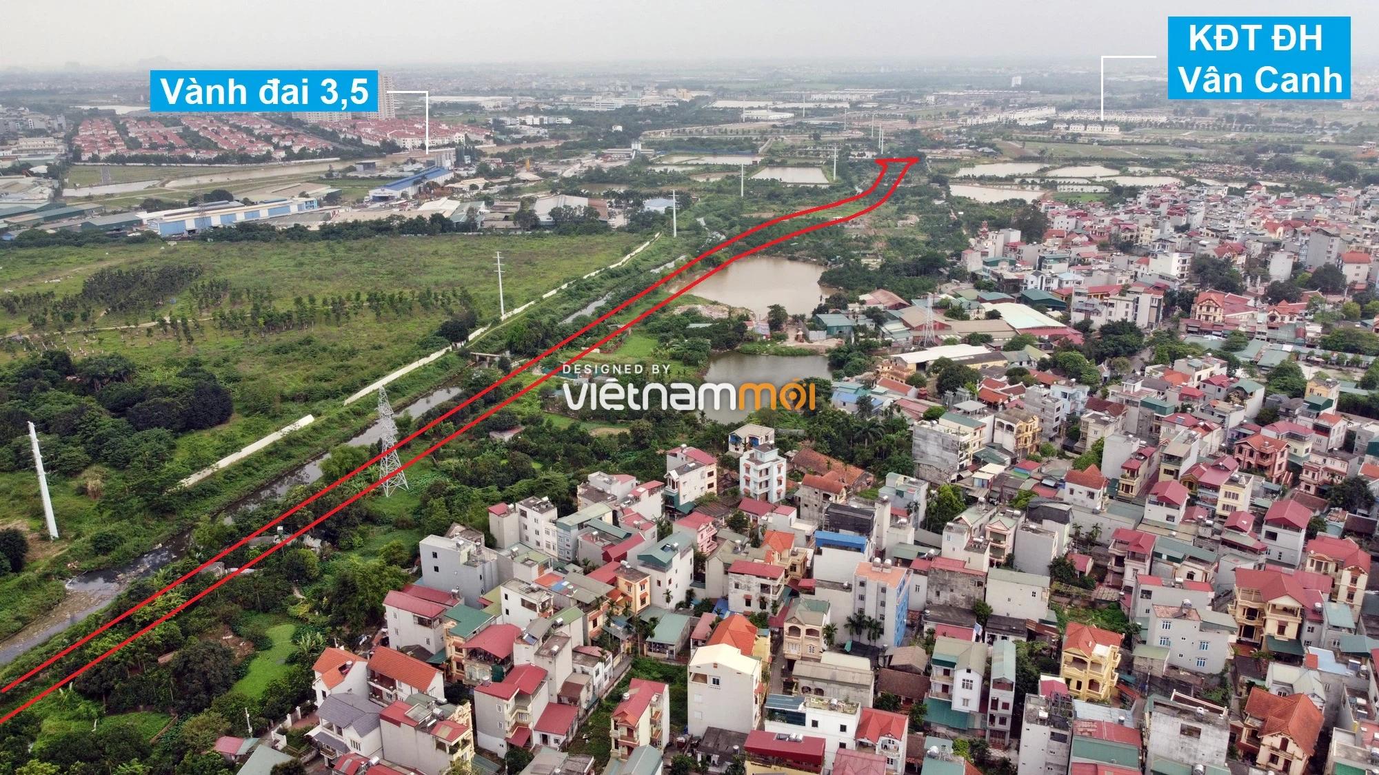 Những khu đất sắp thu hồi để mở đường ở phường Tây Mỗ, Nam Từ Liêm, Hà Nội (phần 6) - Ảnh 6.