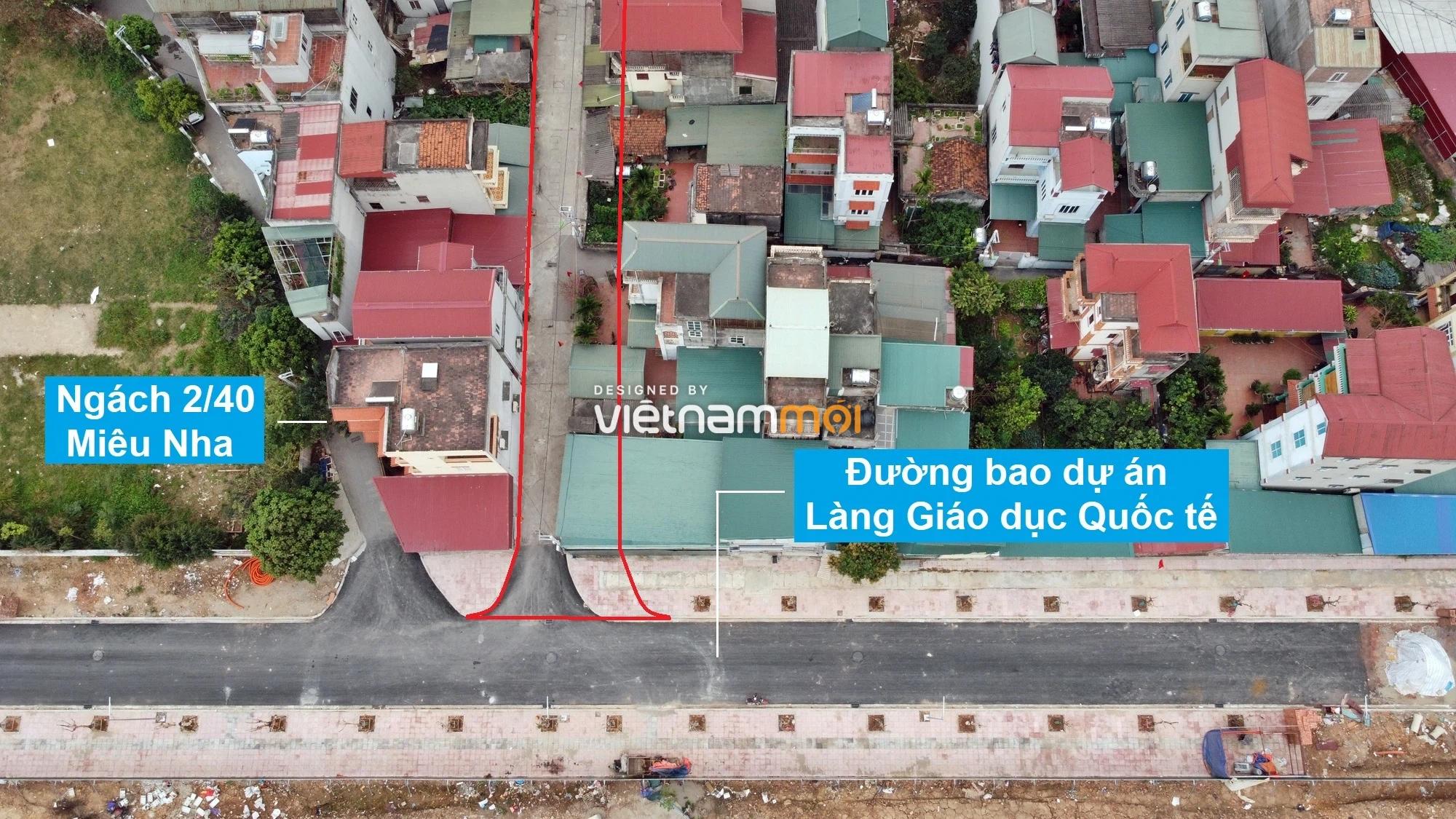 Những khu đất sắp thu hồi để mở đường ở phường Tây Mỗ, Nam Từ Liêm, Hà Nội (phần 6) - Ảnh 14.