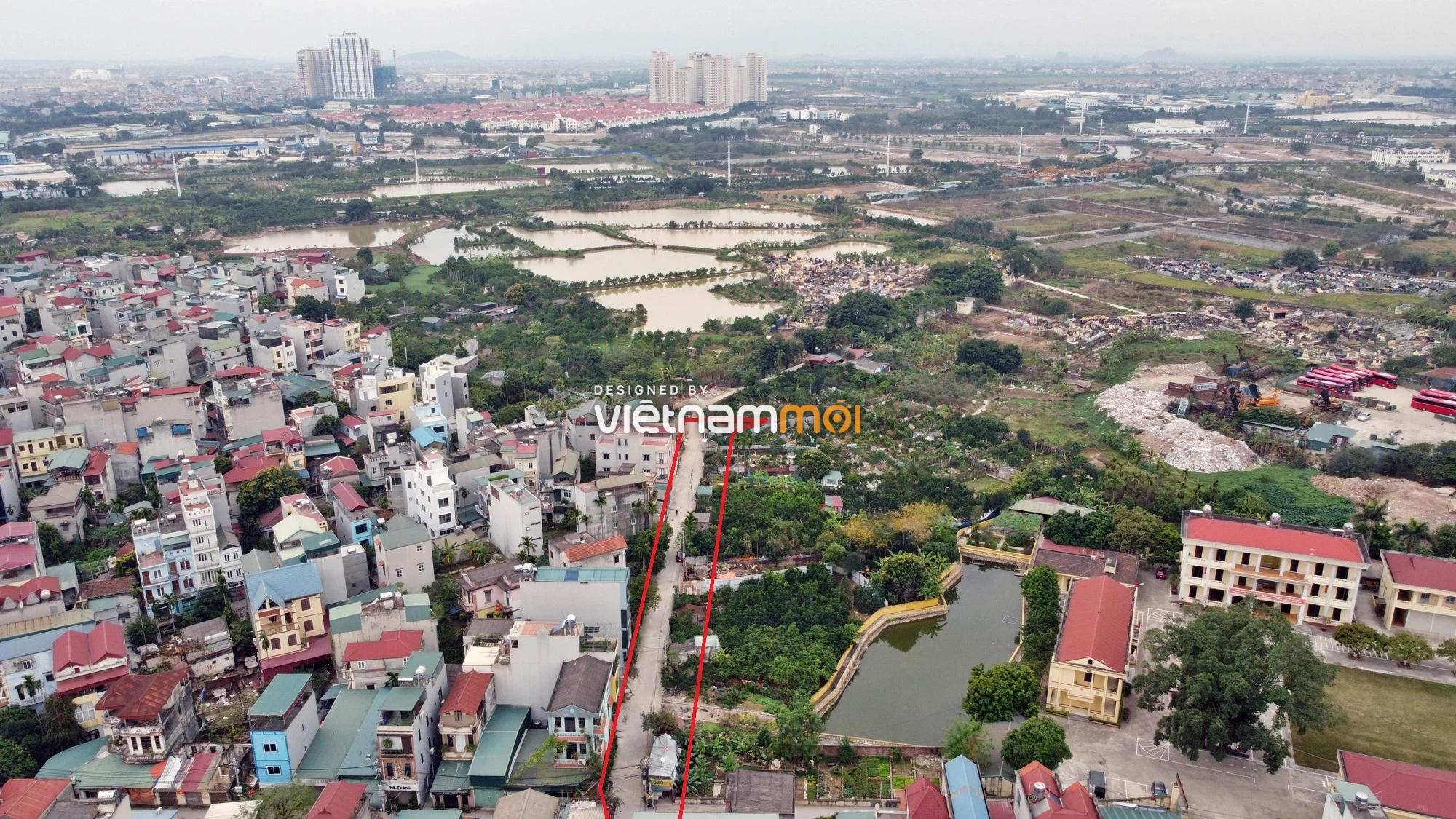 Những khu đất sắp thu hồi để mở đường ở phường Tây Mỗ, Nam Từ Liêm, Hà Nội (phần 6) - Ảnh 16.